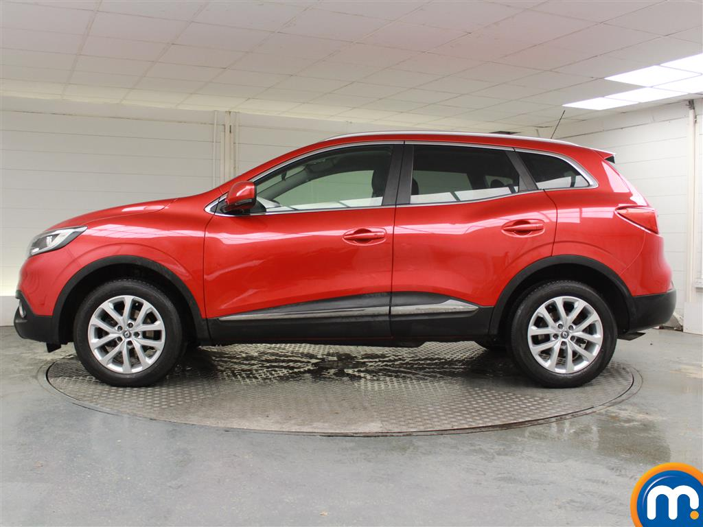 Renault Kadjar Dynamique Nav Manual Diesel Hatchback - Stock Number (965925) - Passenger side
