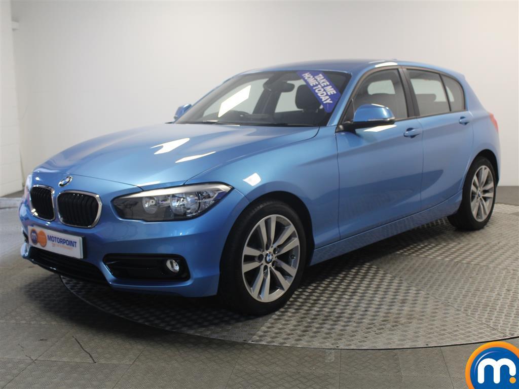 BMW 1 Series Sport - Stock Number (960204) - Passenger side front corner