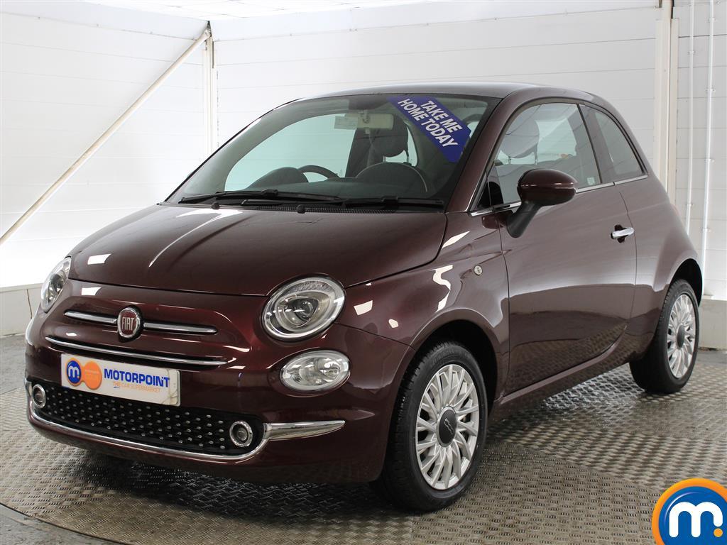 Fiat 500 Lounge - Stock Number (966203) - Passenger side front corner