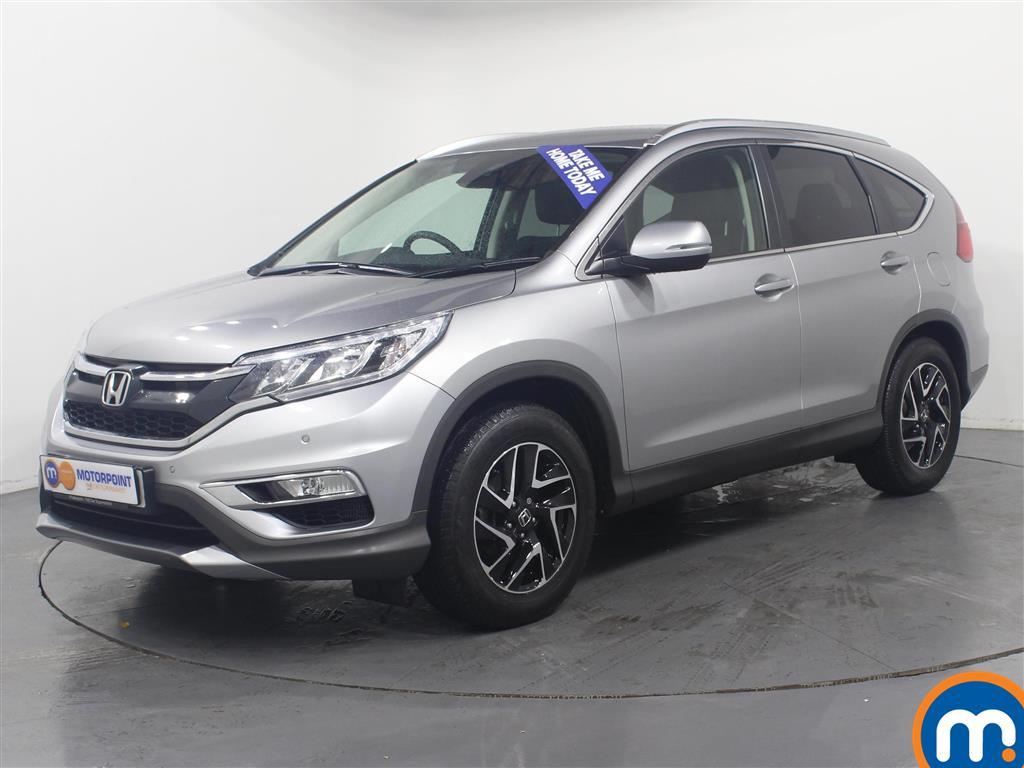 Honda Cr-V Diesel Estate