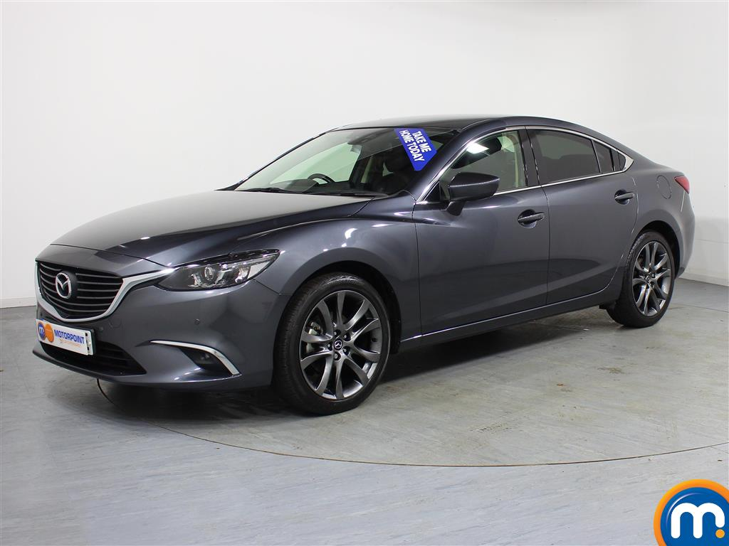 Mazda 6 Sport Nav - Stock Number (967072) - Passenger side front corner