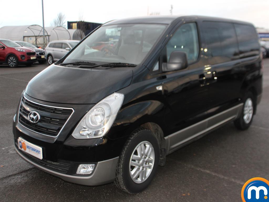 Hyundai I800 SE Nav - Stock Number (967482) - Passenger side front corner