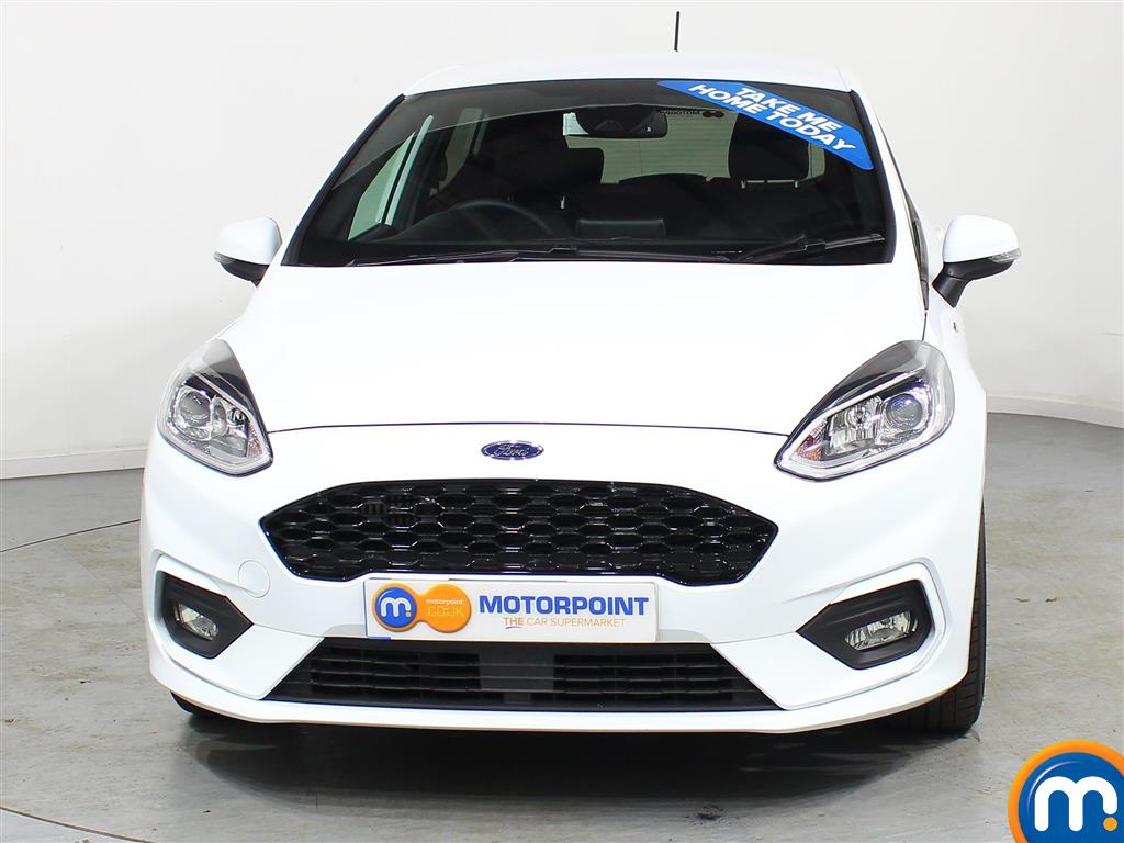 used or nearly new ford fiesta ford 1 0 ecoboost 125 st. Black Bedroom Furniture Sets. Home Design Ideas