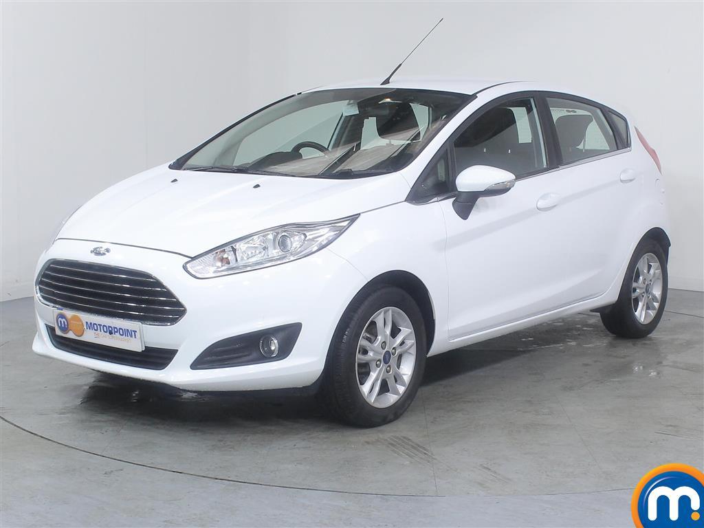 Ford Fiesta Zetec - Stock Number (968386) - Passenger side front corner