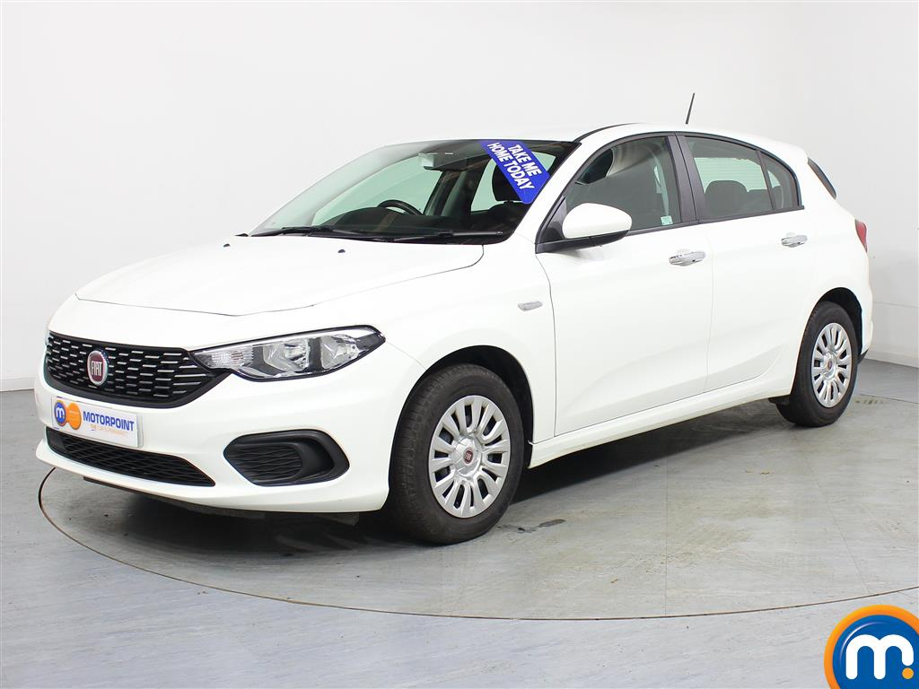 Fiat Tipo Easy - Stock Number (955117) - Passenger side front corner