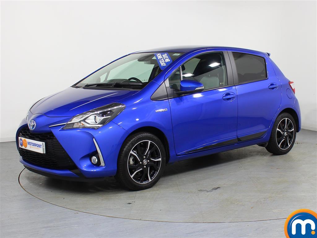 Toyota Yaris Design - Stock Number (969805) - Passenger side front corner