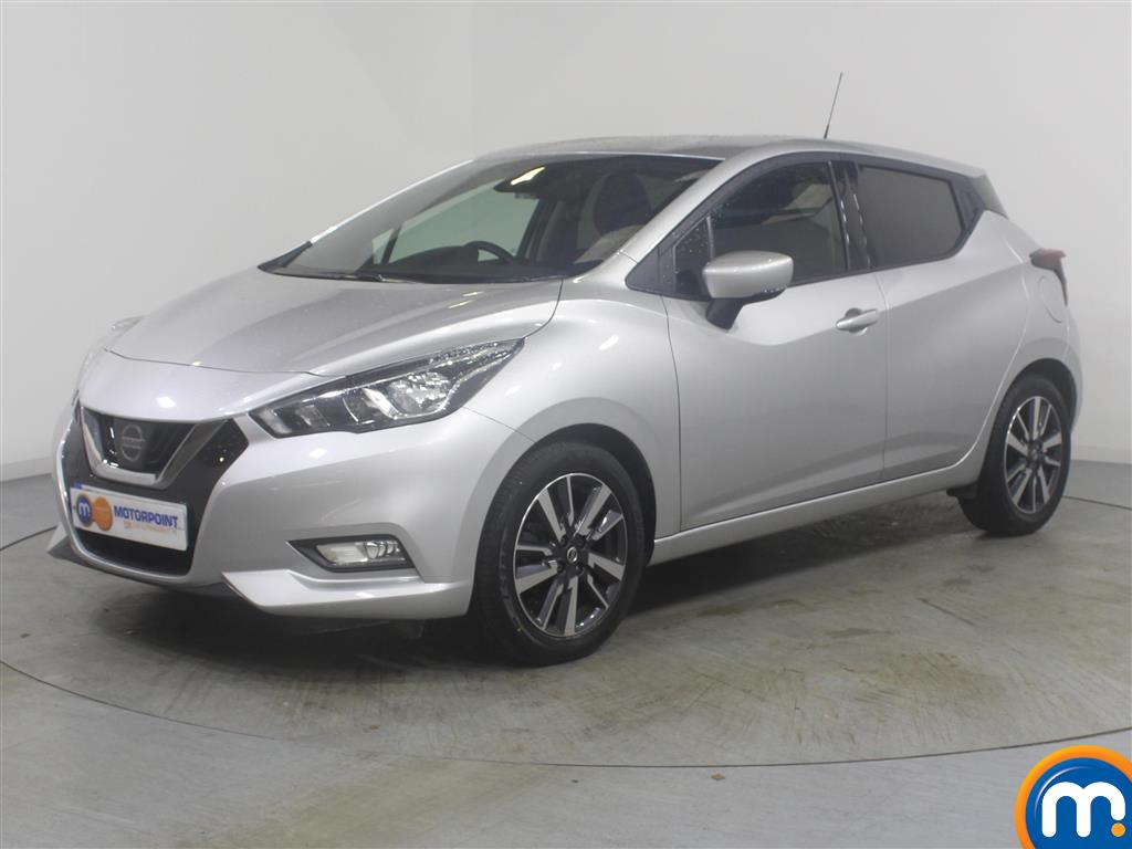 Nissan Micra N-Connecta - Stock Number (964347) - Passenger side front corner