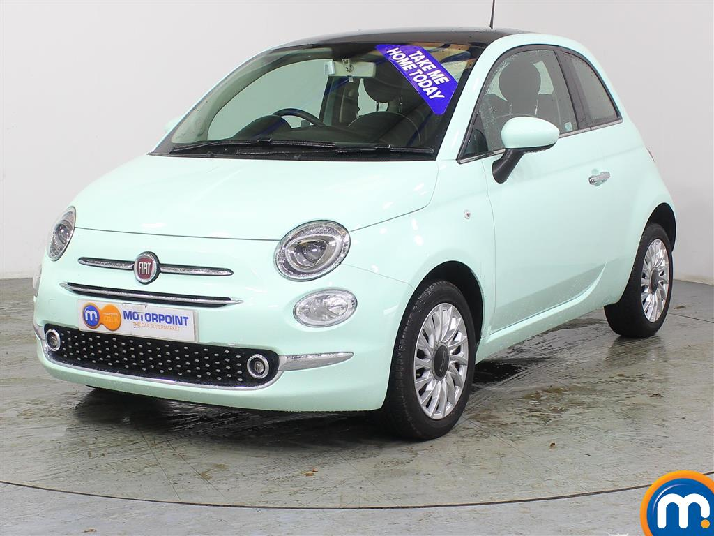 Fiat 500 Lounge - Stock Number (966331) - Passenger side front corner