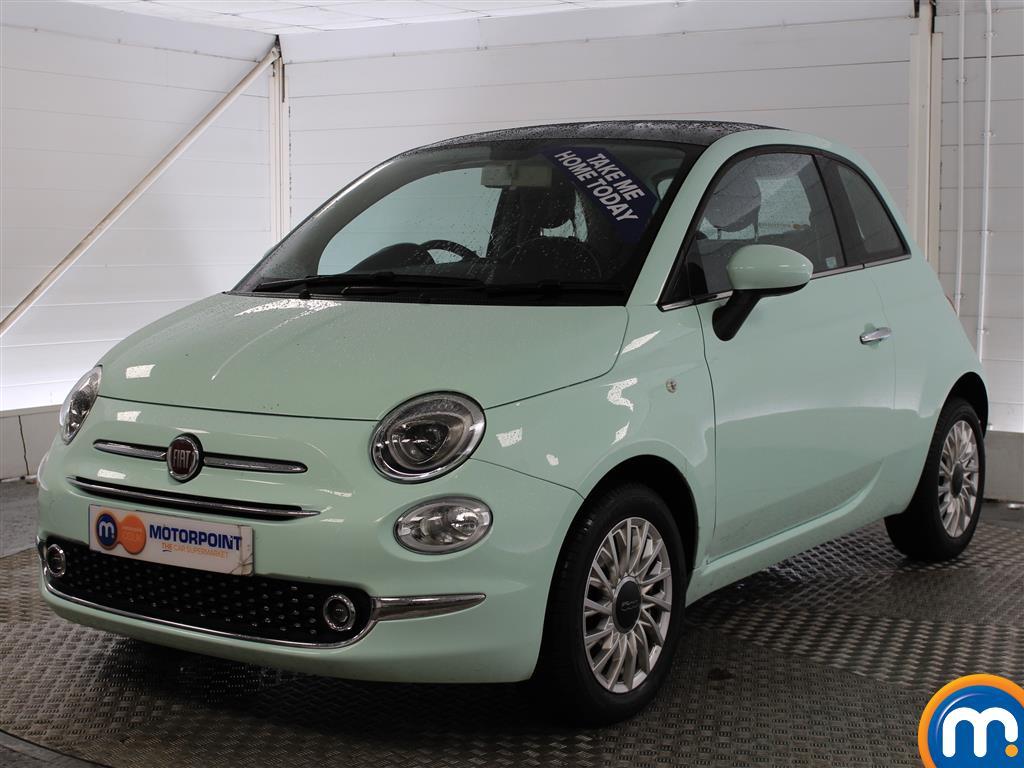 Fiat 500 Lounge - Stock Number (966284) - Passenger side front corner