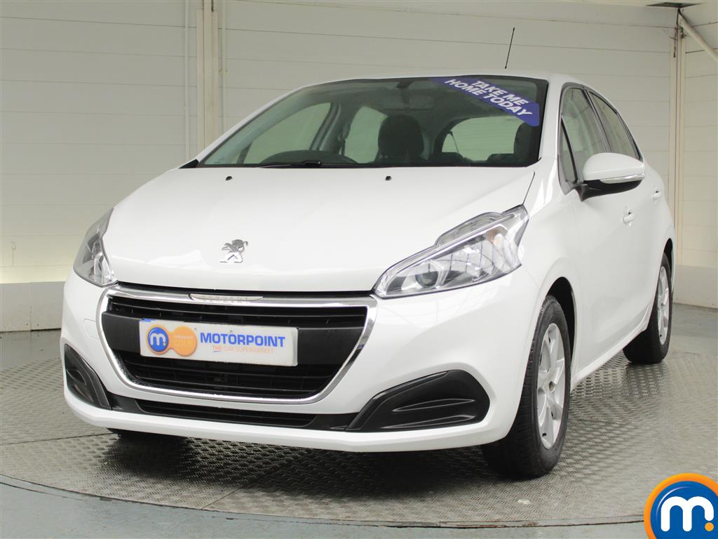 Peugeot 208 Active - Stock Number (960262) - Passenger side front corner