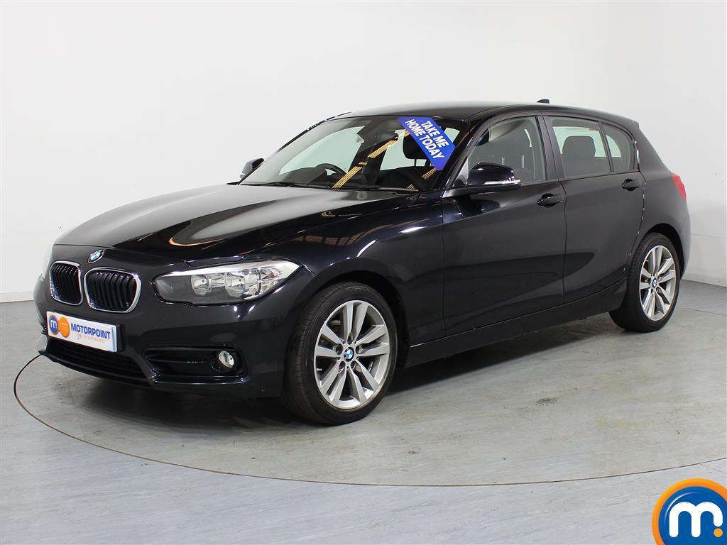 BMW 1 Series Sport - Stock Number (960038) - Passenger side front corner