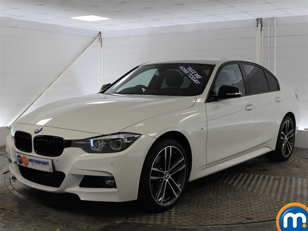 BMW 3 Series M Sport Shadow Edition - Stock Number (957975) - Passenger side front corner