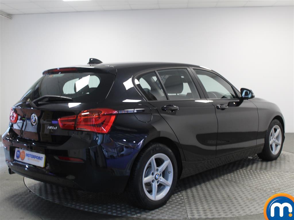 BMW 1 Series Diesel Hatchback 116D Se Business 5Dr [Nav-Servotronic]