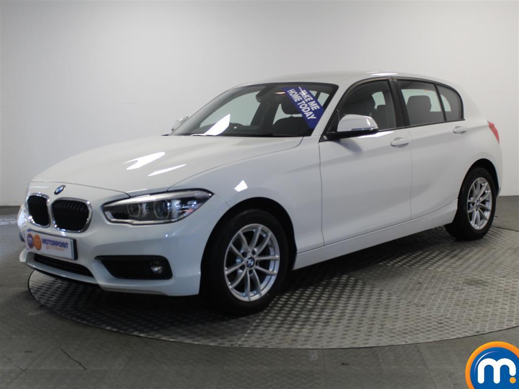 BMW 1 Series SE Business - Stock Number (960230) - Passenger side front corner