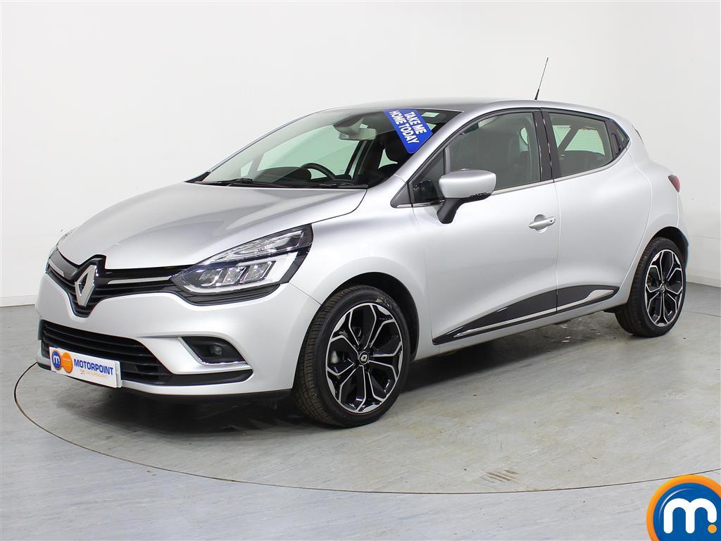 Renault Clio Dynamique S Nav - Stock Number (964248) - Passenger side front corner
