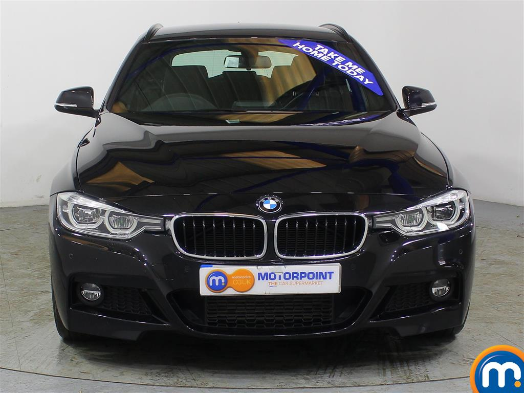 BMW 3 Series M Sport Automatic Diesel Estate - Stock Number (962796) - Front bumper
