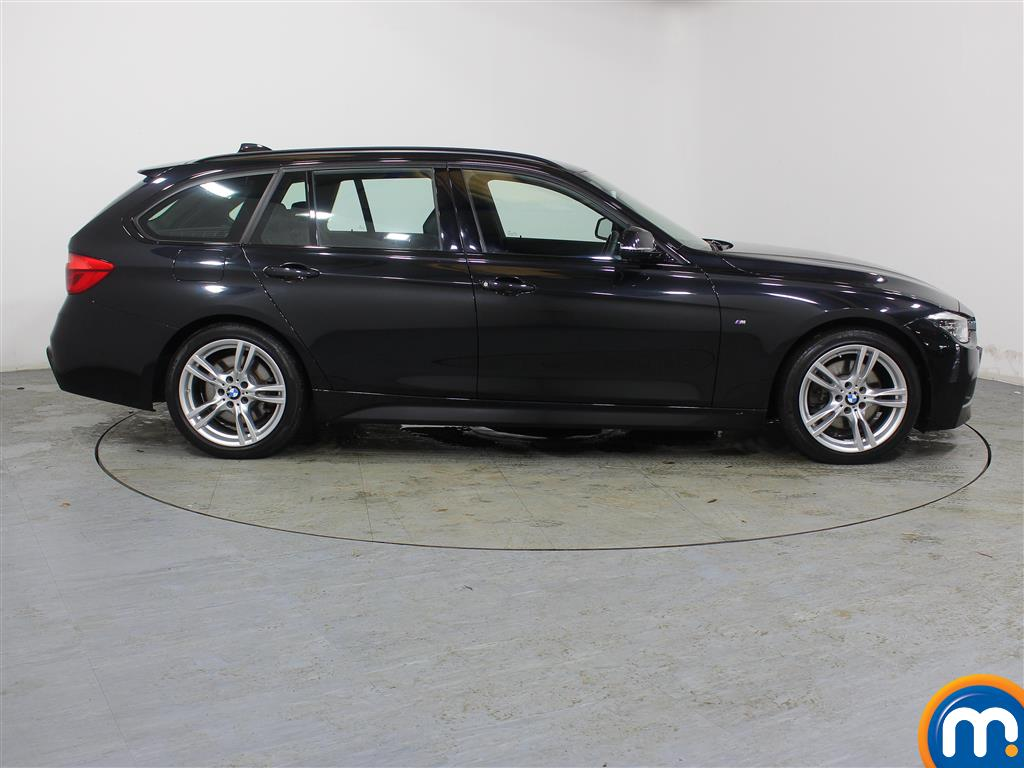 BMW 3 Series M Sport Automatic Diesel Estate - Stock Number (962796) - Drivers side