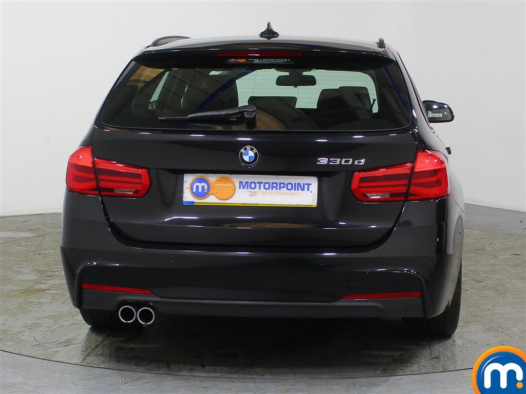 BMW 3 Series M Sport Automatic Diesel Estate - Stock Number (962796) - Rear bumper