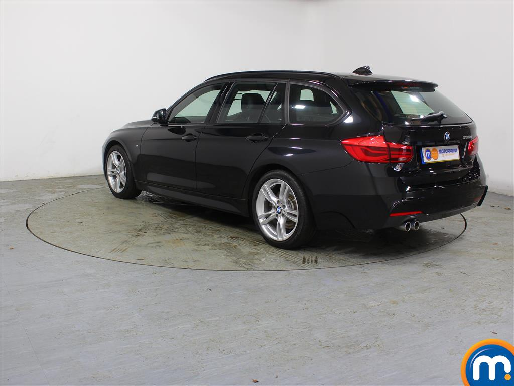 BMW 3 Series M Sport Automatic Diesel Estate - Stock Number (962796) - Passenger side rear corner
