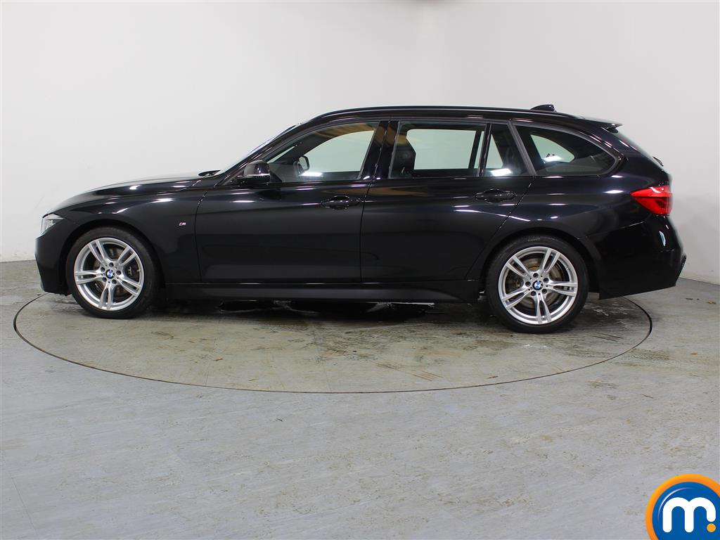 BMW 3 Series M Sport Automatic Diesel Estate - Stock Number (962796) - Passenger side