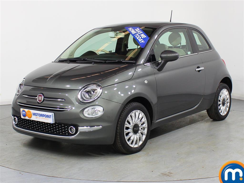 Fiat 500 Lounge - Stock Number (966343) - Passenger side front corner
