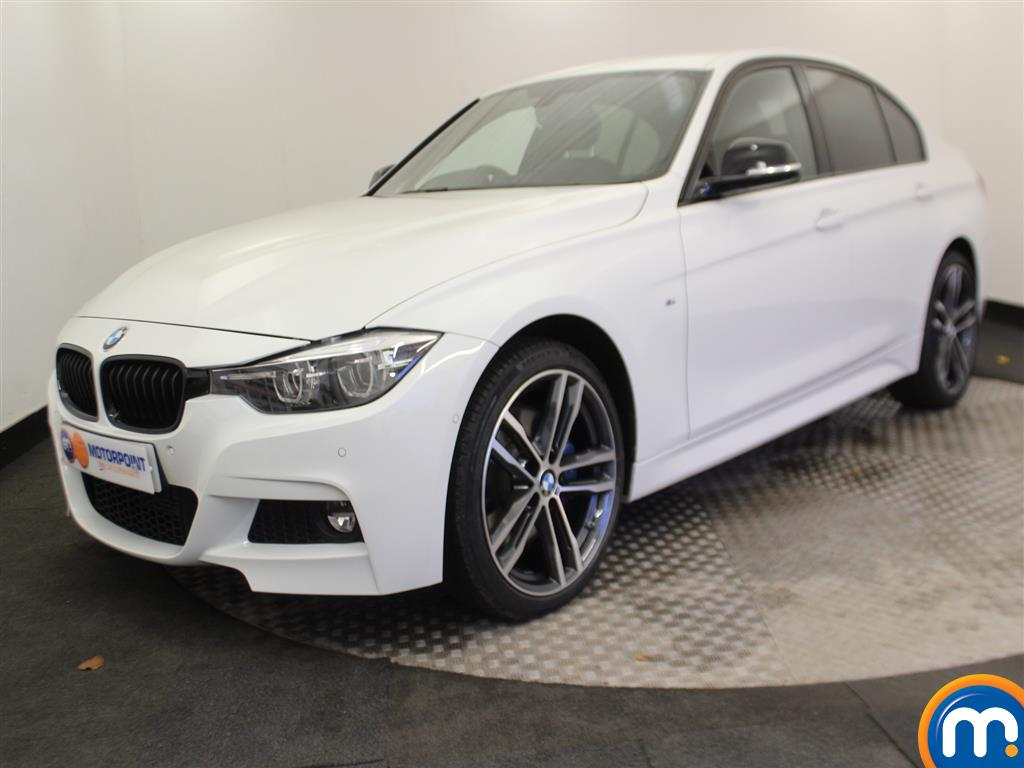 BMW 3 Series M Sport Shadow Edition - Stock Number (958004) - Passenger side front corner