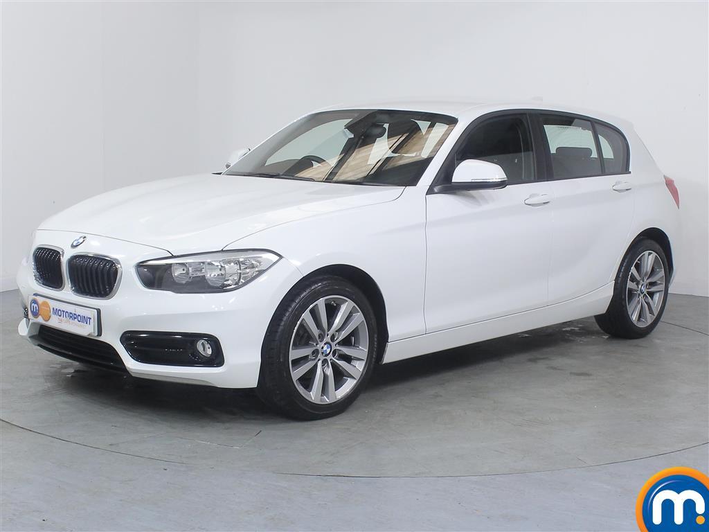 BMW 1 Series Sport - Stock Number (959893) - Passenger side front corner