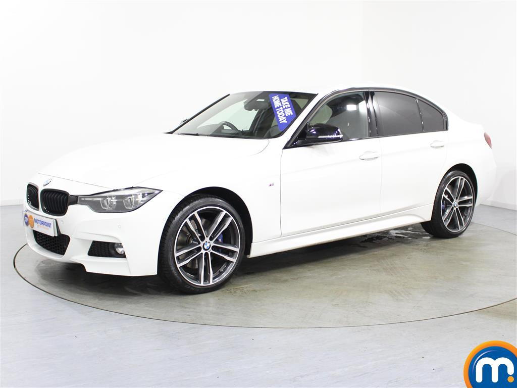 BMW 3 Series M Sport Shadow Edition - Stock Number (957969) - Passenger side front corner