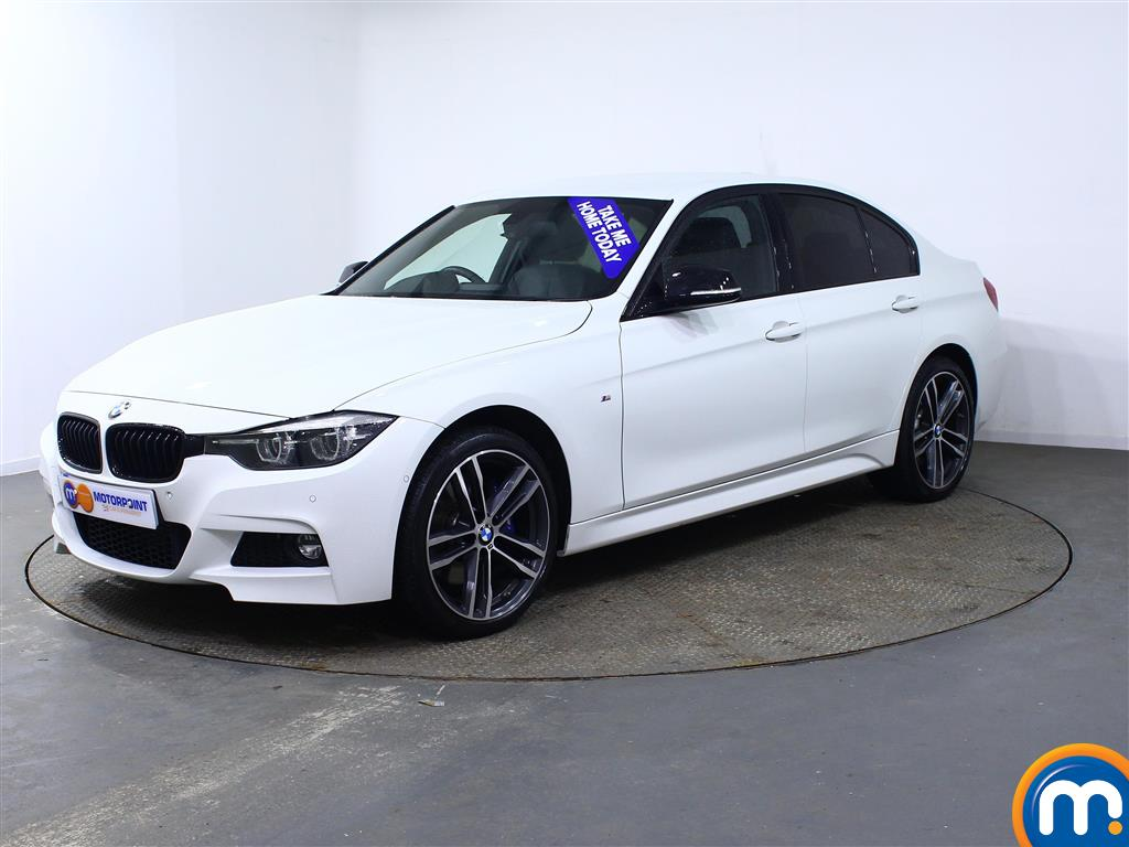BMW 3 Series M Sport Shadow Edition - Stock Number (957979) - Passenger side front corner