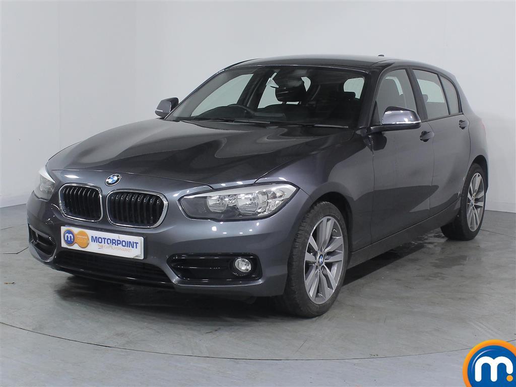BMW 1 Series Sport - Stock Number (960058) - Passenger side front corner
