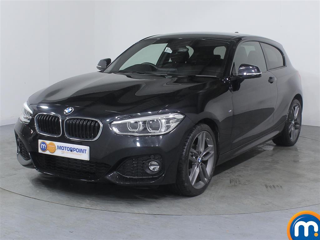 BMW 1 Series M Sport - Stock Number (959804) - Passenger side front corner