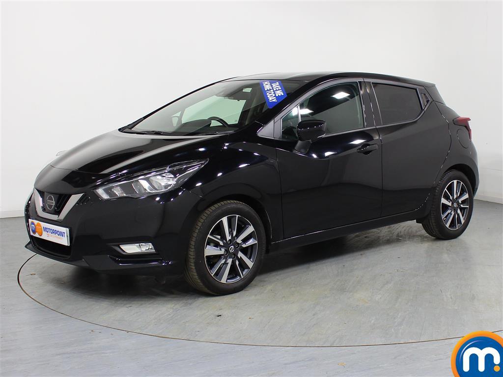 Nissan Micra N-Connecta - Stock Number (969774) - Passenger side front corner