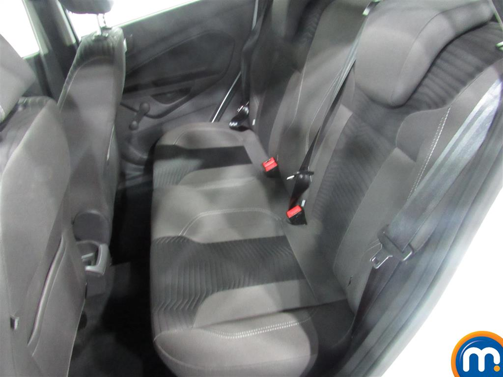 Ford Fiesta Zetec Automatic Petrol Hatchback - Stock Number (969959) - 2nd supplementary image