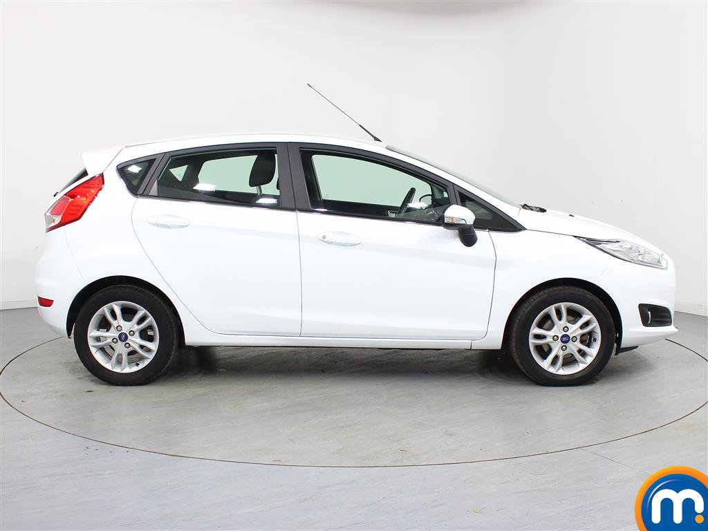 Ford Fiesta Zetec Automatic Petrol Hatchback - Stock Number (969959) - Drivers side