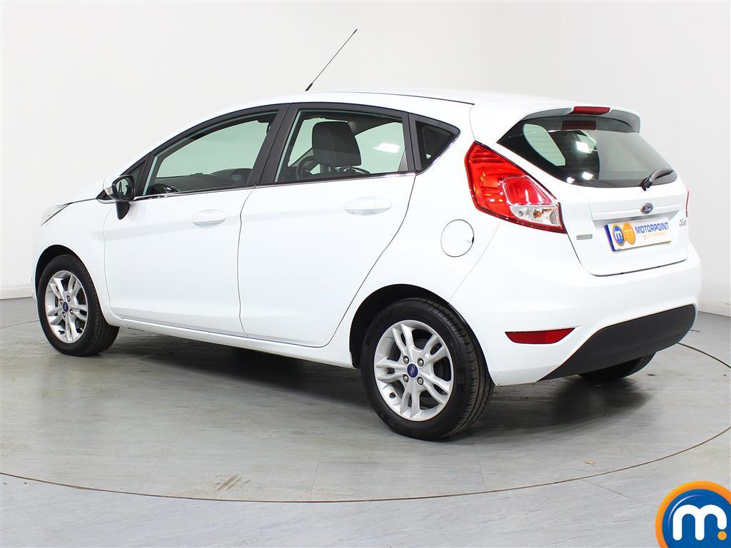 Ford Fiesta Zetec Automatic Petrol Hatchback - Stock Number (969959) - Passenger side rear corner