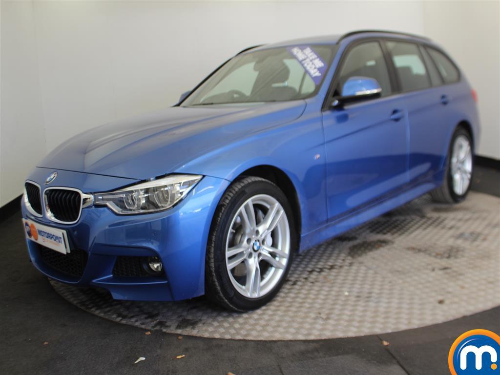 BMW 3 Series M Sport - Stock Number (970935) - Passenger side front corner