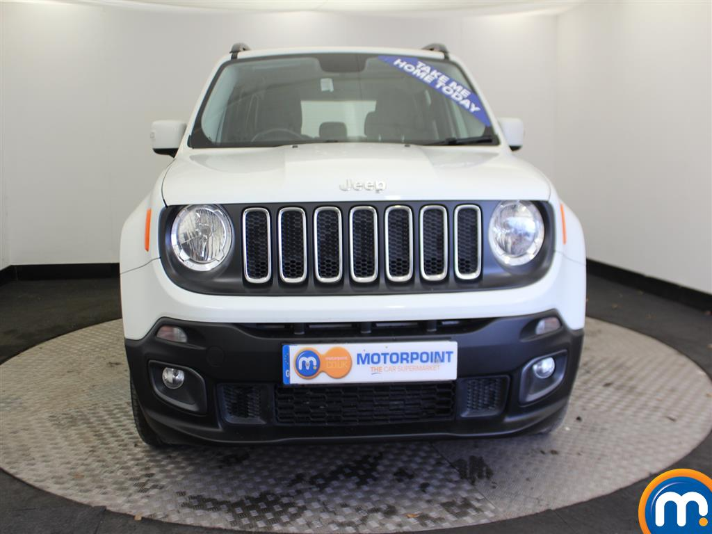 Used Or Nearly New Jeep Renegade Jeep 1 6 Multijet Longitude 5dr