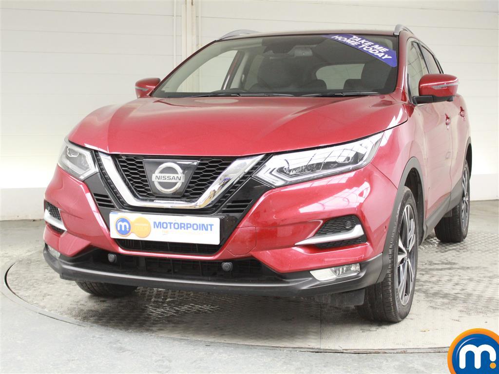 Nissan Qashqai Tekna - Stock Number (965355) - Passenger side front corner