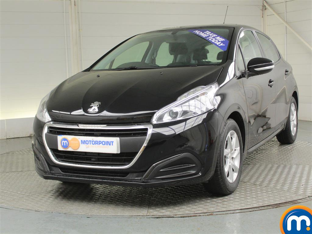 Peugeot 208 Active - Stock Number (961747) - Passenger side front corner