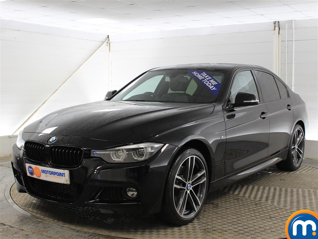 BMW 3 Series M Sport Shadow Edition - Stock Number (957934) - Passenger side front corner