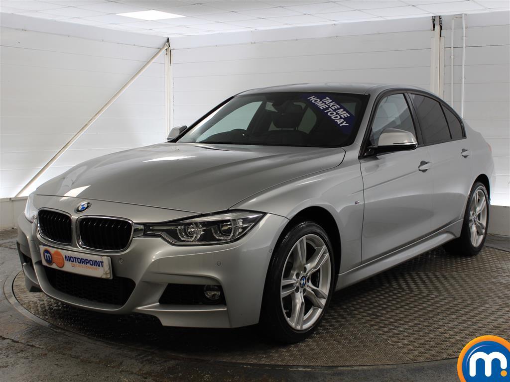 BMW 3 Series M Sport - Stock Number (957877) - Passenger side front corner