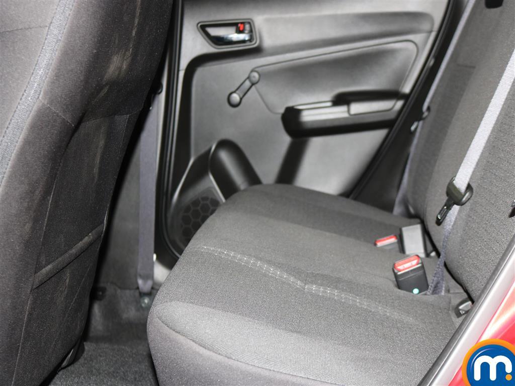 Suzuki Swift Sz-T Manual Petrol Hatchback - Stock Number (970836) - 3rd supplementary image