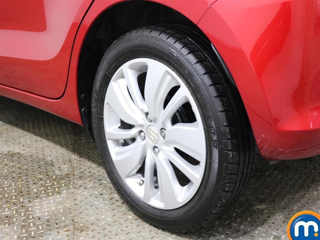 Suzuki Swift Sz-T Manual Petrol Hatchback - Stock Number (970836) - 4th supplementary image
