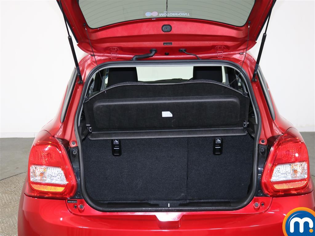 Suzuki Swift Sz-T Manual Petrol Hatchback - Stock Number (970836) - 5th supplementary image