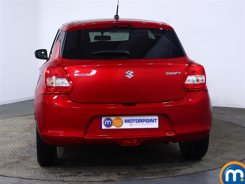 Suzuki Swift Sz-T Manual Petrol Hatchback - Stock Number (970836) - Drivers side