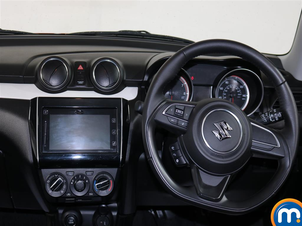 Suzuki Swift Sz-T Manual Petrol Hatchback - Stock Number (970836) - 1st supplementary image