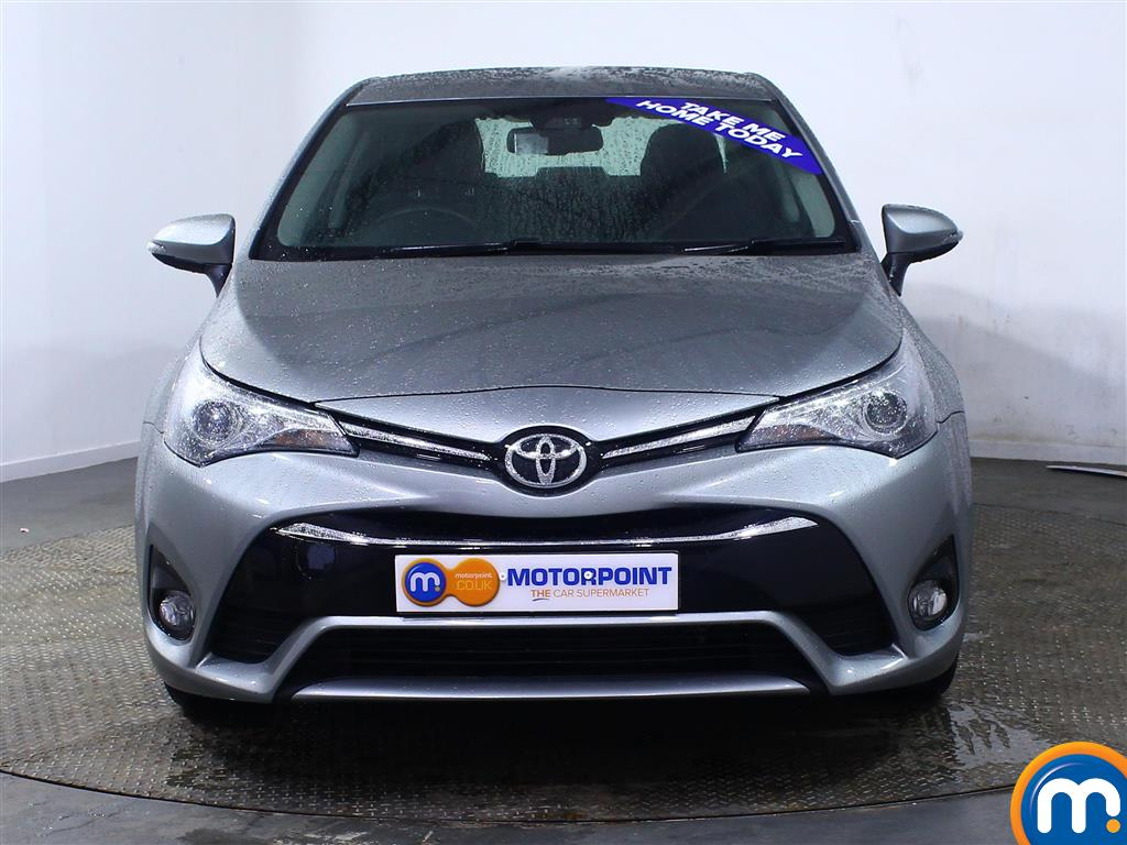 Toyota Avensis Business Edition Manual Diesel Saloon - Stock Number (968810) - Front bumper