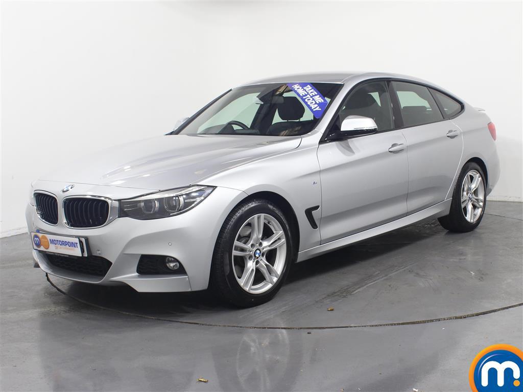 BMW 3 Series M Sport - Stock Number (967499) - Passenger side front corner