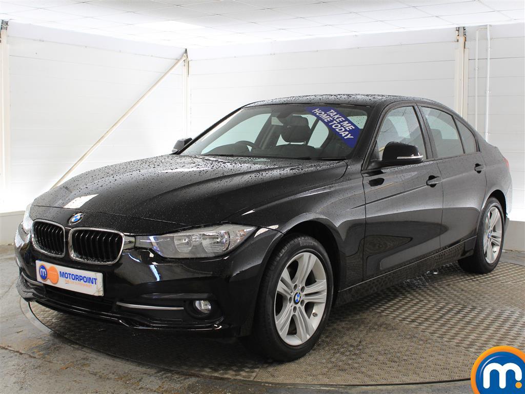 BMW 3 Series Sport - Stock Number (970234) - Passenger side front corner