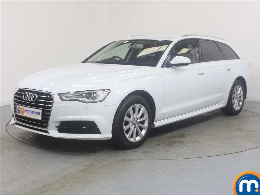 Audi A6 SE Executive - Stock Number (963350) - Passenger side front corner